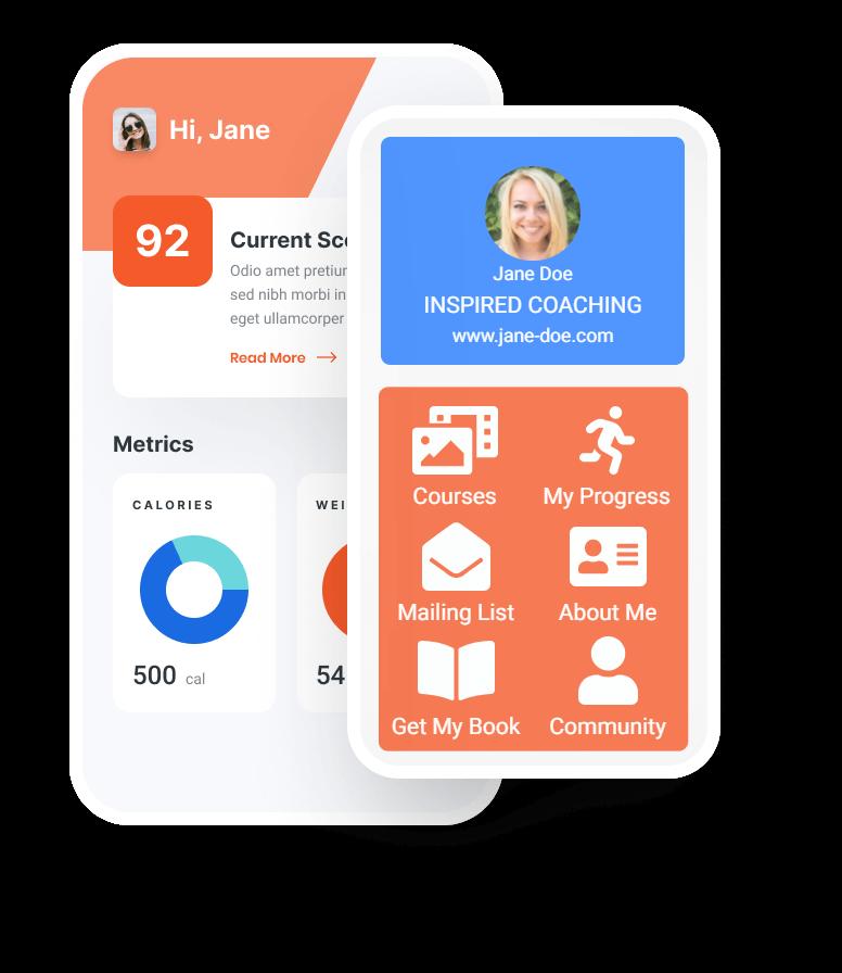 Active Course Mobile App