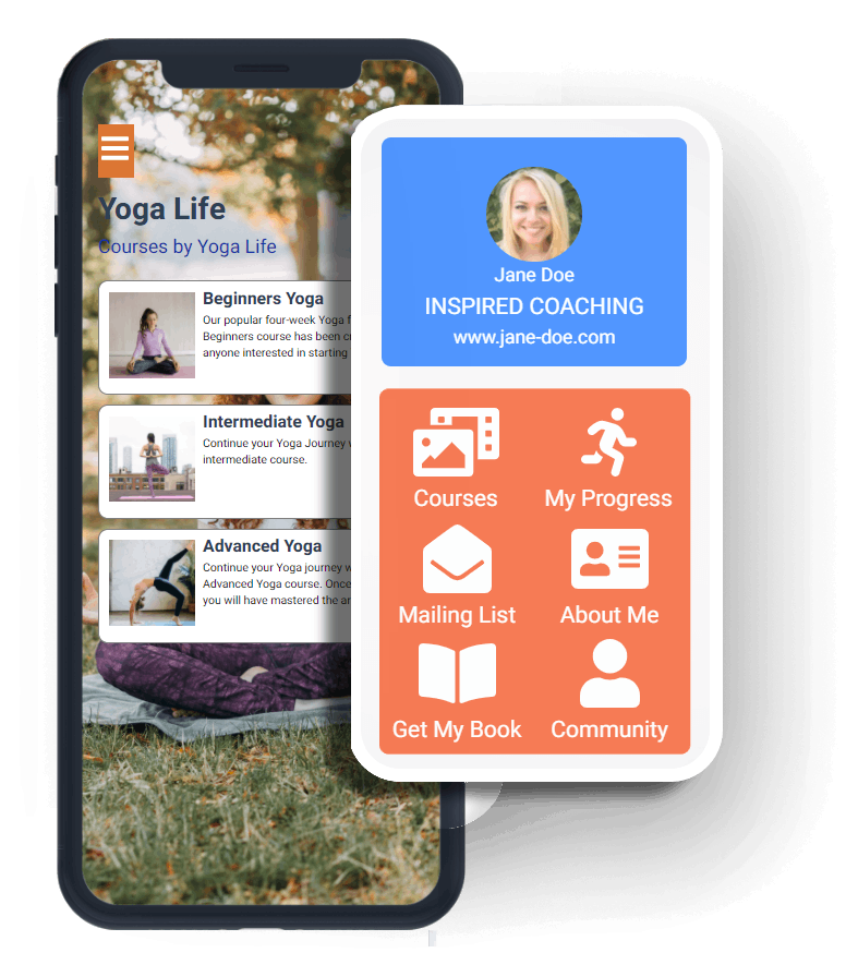 Active Course™ Branded Mobile Apps