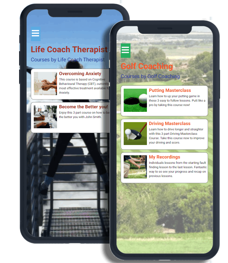 Active Course™ Branded Mobile Apps for Your Online Courses